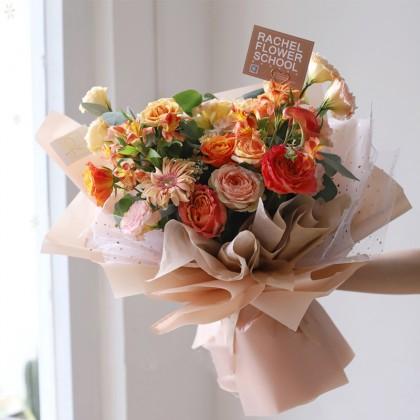 SHIOK Sugar Wrapper For Bouquet Flower Gift Packaging Party Wedding DIY Gift Packing  Pembalut Kertas Bunga WP0142