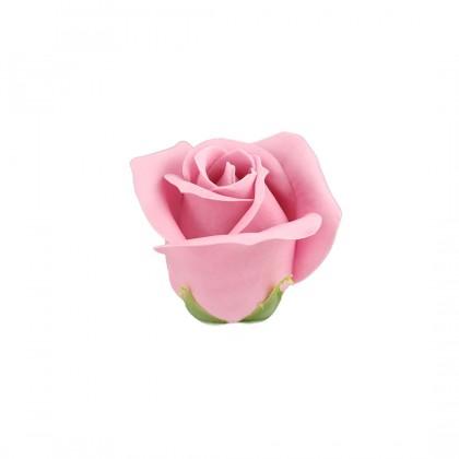 SHIOK 50pcs 3 Layer Premium Rose Fragrant Scented Soap Flower For Bouquet Decoration Gubahan Bunga Cantik Wangi AF0127